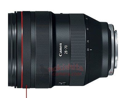 images of four canon rf lenses leaked | lens rumors