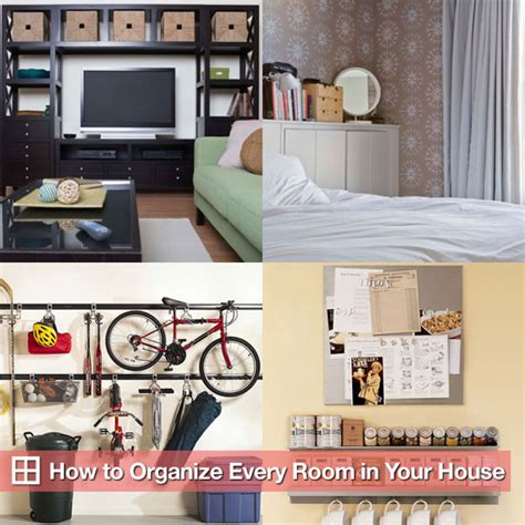how to organize your house popsugar home