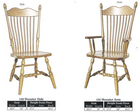 Dining Room Chairs With Lumbar Support This Amish Dining Chair Furniture Oak Lumbar Support Back