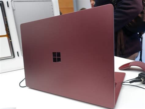 Microsoft Surface Laptop with Windows 10 S hands on