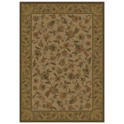 Area Rugs Shaw Shop Shaw Living Rectangular Floral Area Rug Common 9 Ft X 12 Ft Actual 9 Ft 2