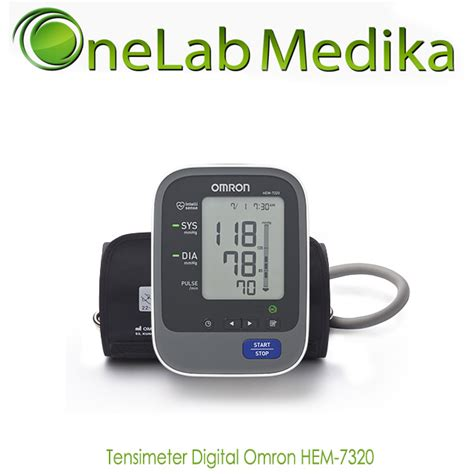 Tensimeter Omron Hem 7320 tensimeter digital omron hem 7320 onelab medika