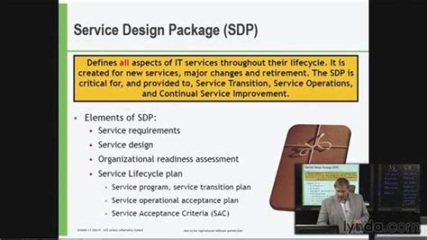 Service Design Package Vorlage Service Design Package
