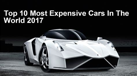 most expensive car in the world who owns the most expensive car in the world the car