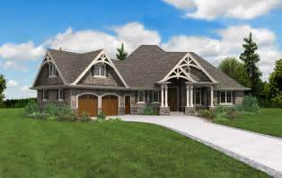 L Shaped Garage Plans Berwick 5180 3 Bedrooms And 2 Baths The House Designers