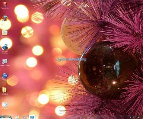 themes windows 10 christmas christmas themes for windows 10 windows 8 8 1 windows 7