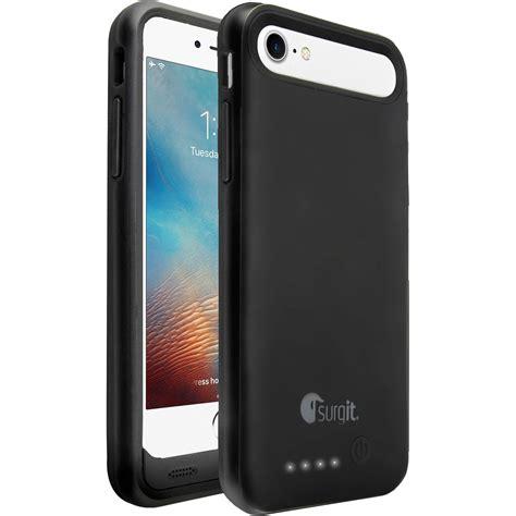 surgit battery for iphone 7 8 black smapc ip7 b b h photo