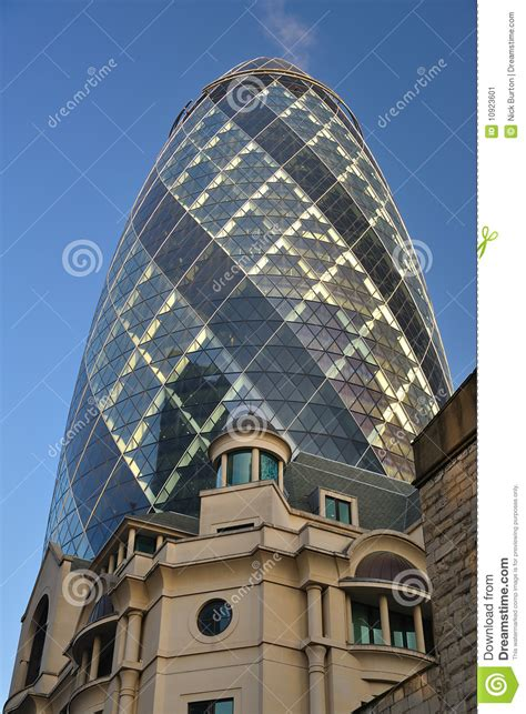 london glass building a glass building in london stock image image 10923601