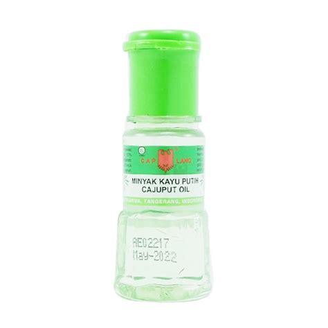 Daftar Minyak Kayu Putih Cap Lang jual cap lang minyak kayu putih 15 ml 2 botol