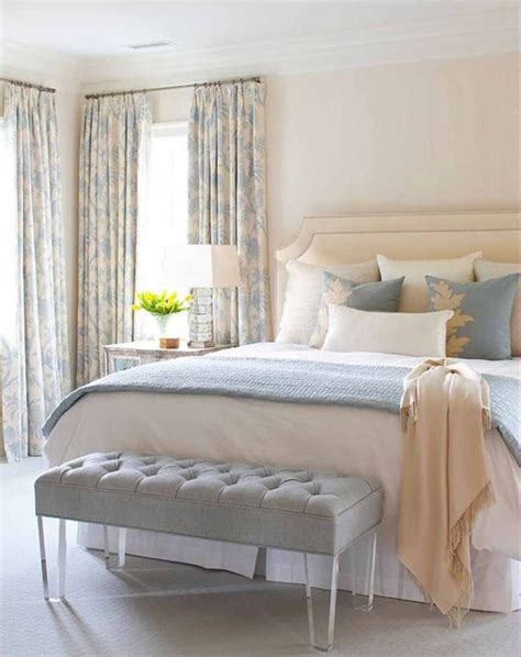 calming home decor cream and blue hued rooms ideas and inspiration
