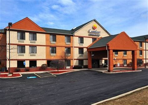 Comfort Inn And Suites Hotels In Tinley Park Il Hotels Com