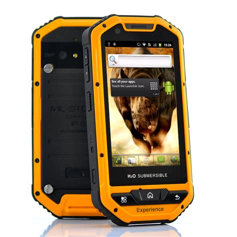 Dod Cell wholesale android phone rugged 3 5 inch phone from china
