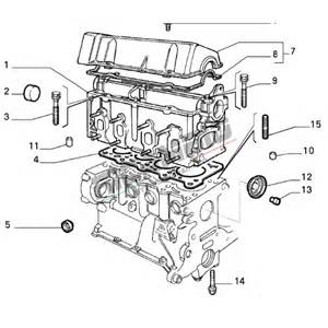 Fiat Uno Engine Diagram Fiat Lancia And Alfa Romeo