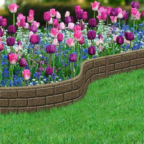 buy recycled rubber edging border bricks   guaranteed