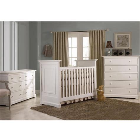 Munire Chesapeake Crib White by Munire 3 Nursery Set Nursery Set Chesapeake