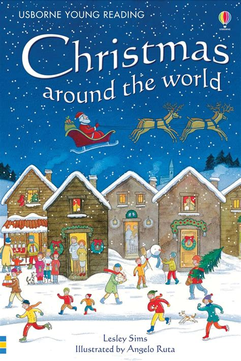 christmas around the world at usborne books at home
