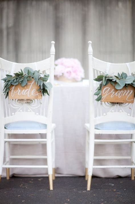 and groom chairs 25 best ideas about wedding chair signs on