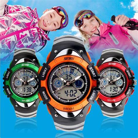 Sale Jam Tangan Anak Anak Cowok Skmei 0998 Hitam Original Anti Air skmei jam tangan anak ad0998 jakartanotebook
