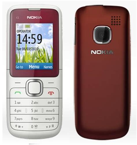 Hp Nokia C2 01 hp nokia c1 01 review features handphone new releases