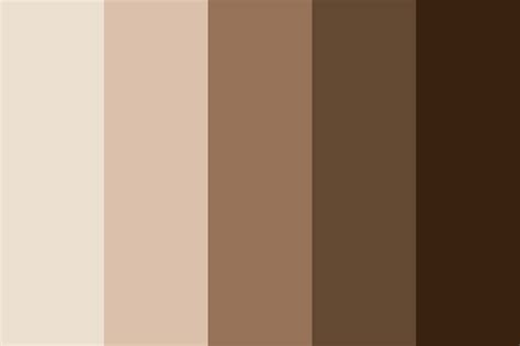 color coffee coffee color palette