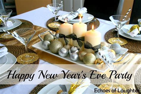 new year dinner theme echoes of laughter new year s favors
