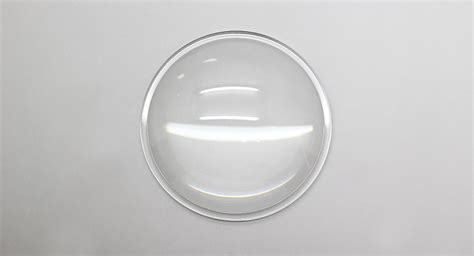 Len Glas by 8 87 100mm 5 120 Degrees Plano Convex Lens Glass Lens