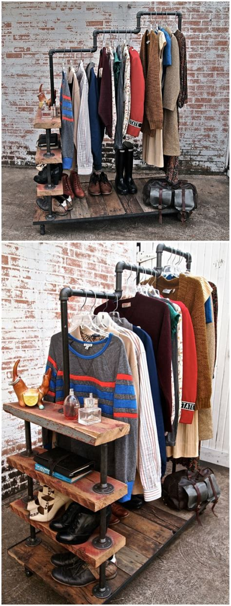 clothing organization diy inspiring idea for clothing organization