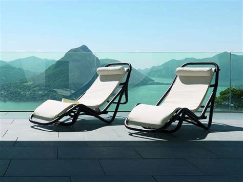 sedia sdraio da giardino sdraio giardino comodit 224 e relax con gli arredi da esterno