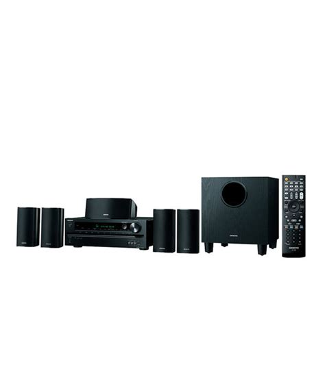 buy onkyo 5 1 hts3500 home theater receiver speaker