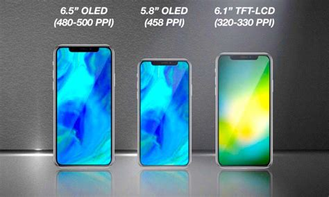 Lcd Iphone 6 2018 6 1 inch lcd iphone rumored to ditch 3d touch dual lens