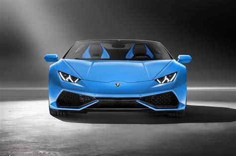 Lamborghini Huracan Front 2016 Lamborghini Huracan Adds Cylinder Deactivation
