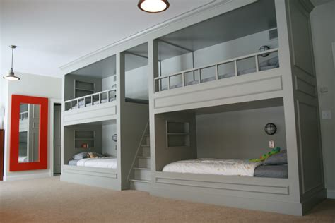 Bunk Room Ideas | guest room bed ideas living room interior designs