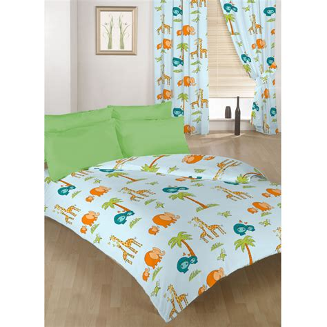 childrens kids duvet quilt covers  curtains   choice