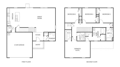 dr horton home floor plans dr horton floorplans