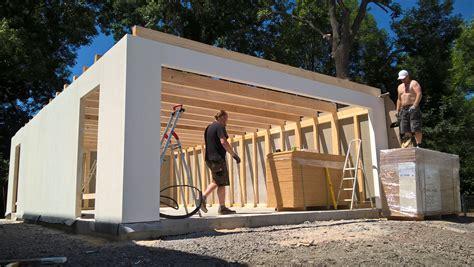 dicke bodenplatte garage doppelgarage fink garage
