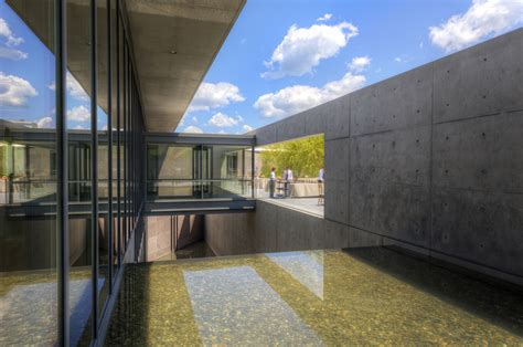 Clark Sorensen Saves Water And Space by Clark Institute Tadao Ando Architect Associates