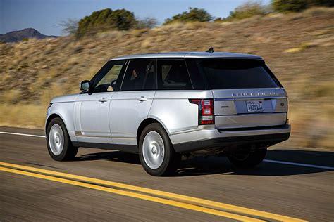 range rover diesel range rover td6 diesel review