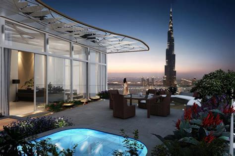 luxury launches and positive outlook in dubai property