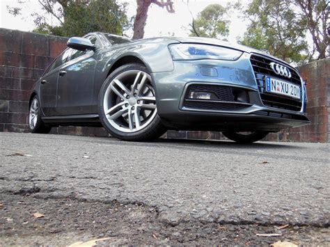 review on audi a4 audi a4 avant review caradvice