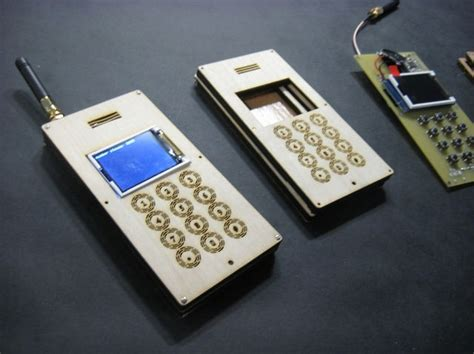 diy cell phone capacitor cult of android could this mit wooden diy cellphone lead to a future of build your own