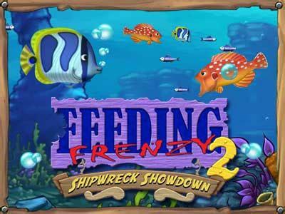 full version pc games: feeding frenzy 2 free download!