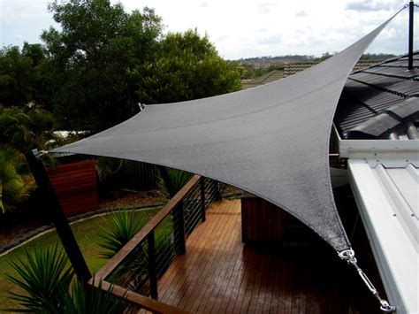 shade sail backyard shade sails by all shade solutions perfect to create shade in your courtyard