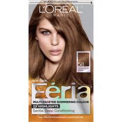 golden bronze hair color loreal feria color 58 bronze shimmer pictures picture