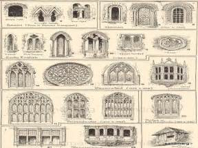 architectural design styles gothic art gothic architecture window designs