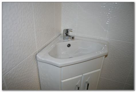 Corner Sink Bathroom Cabinet Sinks and Faucets : Home