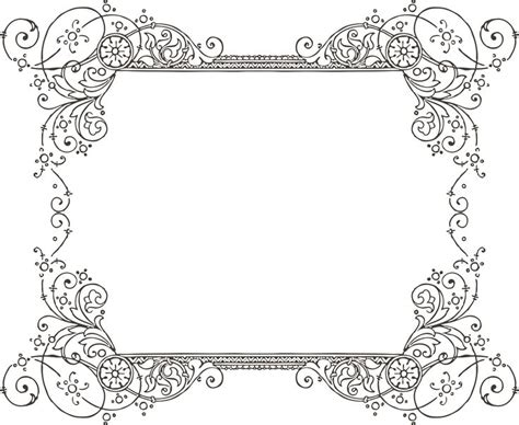free printable fancy borders you might also like free