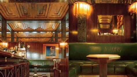 american bar vienna s american bar an architectural gem will inspire