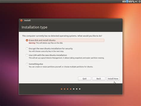 installing ubuntu server desktop how to install ubuntu desktop 13 04 raring ringtail