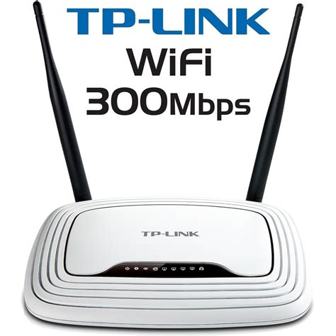 Router Wifi Tp Link Surabaya tp link tl wr841n wireless router 300mbps onlinebdshopping