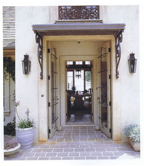 Front Door Canvas Awnings Things That Inspire Design Element Metal And Canvas Awnings